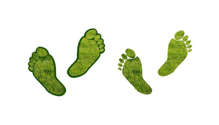 Finding ways to reduce our carbon footprint